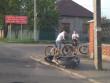 У Мукачеві сталась ДТП: зіткнулись автомобіль та мотоцикл