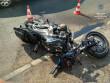 Оприлюднені фото з місця вчорашньої аварії у Мукачеві