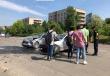 В Ужгороді водій в'їхав в авто зі студентами, – ЗМІ