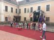 У центрі Мукачева влаштували циркове дійство