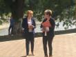 Міністр освіти і науки України Лілія Гриневич вже в Ужгороді