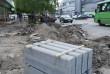 В Ужгороді розпочали ремонт частини вулиці Заньковецької