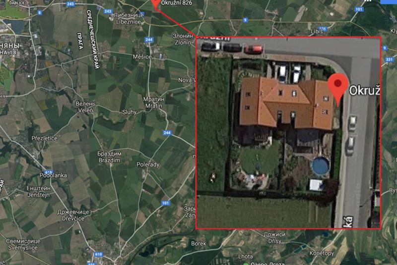 Інспектор митного поста Солотвино після звільнення купила будинок у Чехії за понад 4 мільйони