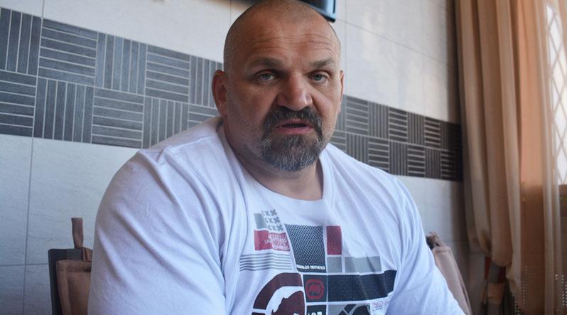 Василь Вірастюк поділився своїми враженнями від Закарпаття