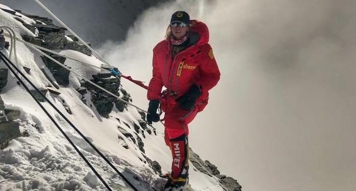 Альпіністка з Мукачева Ірина Галай розповіла про трагічний смертельний випадок, який трапився на Гімалаях