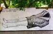 В Ужгороді з'явився оригінальний малюнок у стилі стріт-арт