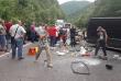 В області сталася жахлива ДТП: автобус протаранив легковик