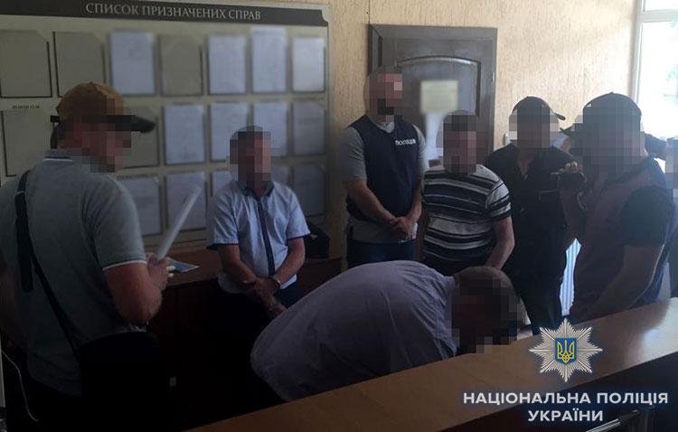 У поліції розповіли подробиці гучного затримання адвоката