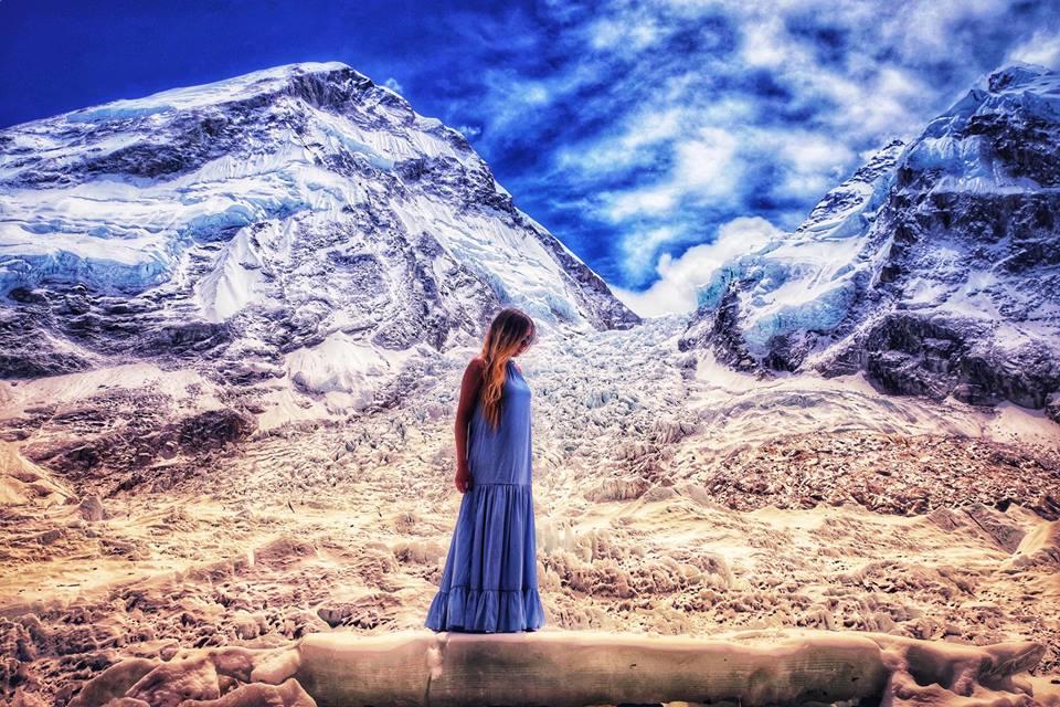 Мукачівка Ірина Галай повернулась додому після чергового рекорду на Евересті