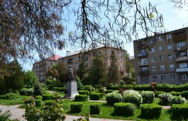 """У Мукачеві встановлять вуличні тренажери, """"розумну зупинку"""" та відреставрують парк Кузьменка"""