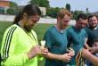 Закарпатські священнослужителі одягли футбольні бутси