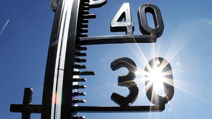 Сьогодні на Закарпатті дуже спекотно