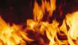 У Мукачеві сталася пожежа. Обгорів чоловік