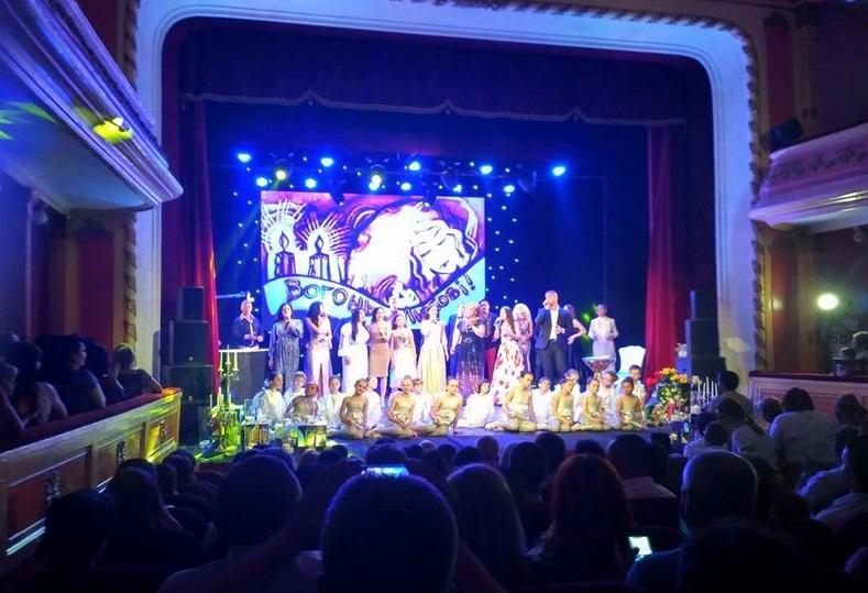 У Мукачеві на благодійному концерті зібрали понад 50 тисяч