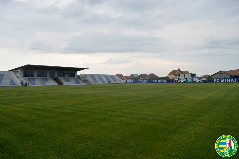 У селі Минай відкриють новий стадіон