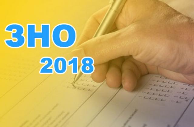 ЗНО 2018: оприлюднено результати з 7 предметів