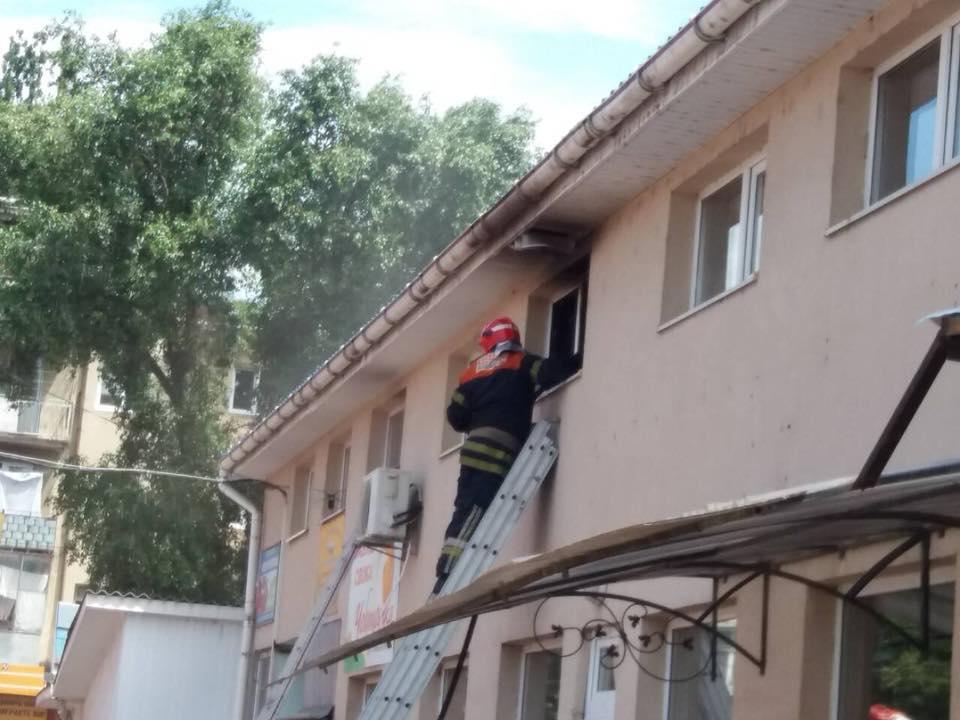 """З'явилась офіційна інформація щодо пожежі на ринку """"Білочка"""" в Ужгороді"""