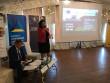 До Ужгорода завітала віце-прем'єр-міністр України