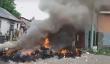 Через ромів, які палили сміття, ледь не згорів будинок