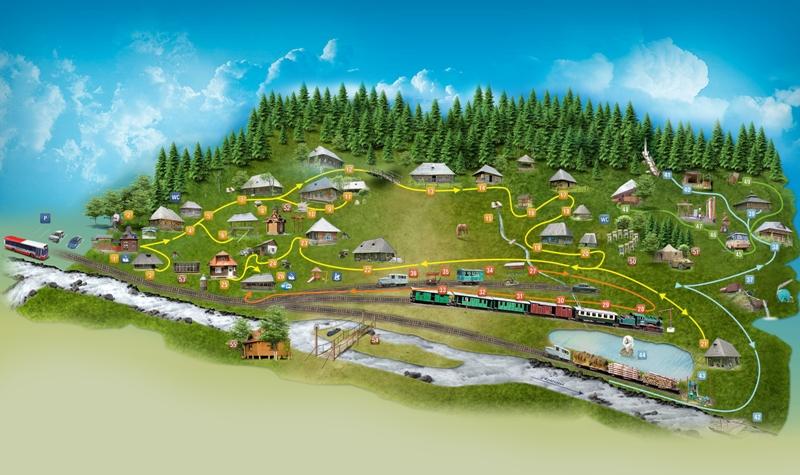 В одному із сіл Закарпаття планують втілити грандіозний туристичний проект