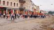 Вулицями Ужгорода пройшла процесійна хода з мощами Блаженного Теодора Ромжі