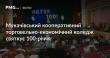 Мукачівський кооперативний торговельно-економічний коледж святкує 100-річчя