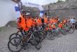 У Мукачеві стартувала велогонка «Три замки Закарпаття»