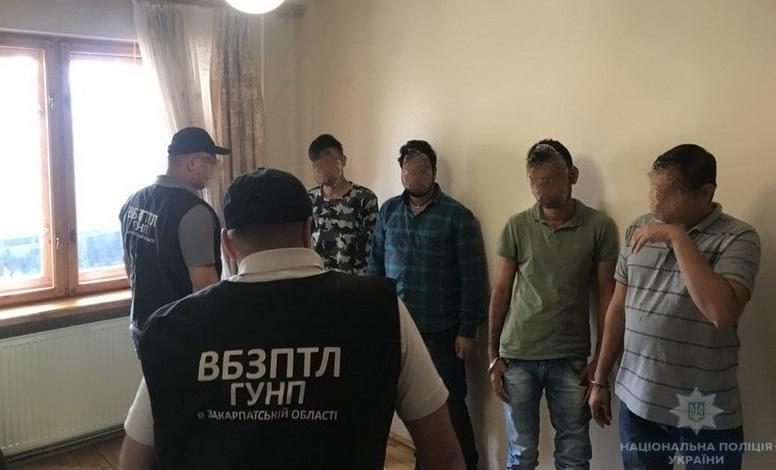 В Ужгороді нелегали орендували квартиру