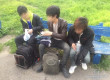 На залізничному вокзалі виявили нелегалів