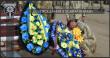 На Рівненському полігоні попрощалися з бійцями, що загинули від вибуху міномета
