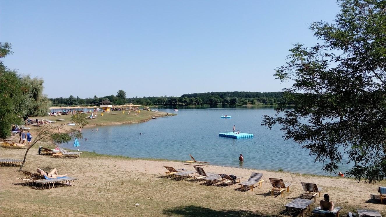 Озеро у селі Дийда – одна з родзинок туристичної Берегівщини