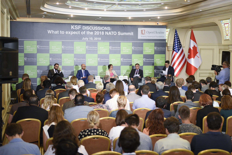 Арсеній Яценюк: Україна потрібна НАТО, як і Альянс потрібен Україні