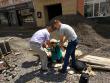 В Ужгороді на площі Петефі літня жінка впала у відкритий люк, – ЗМІ