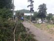 У Мукачеві взялися впорядковувати територію кладовища