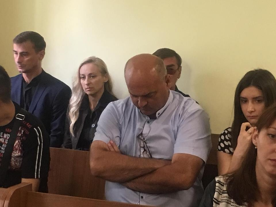 В Ужгороді почався суд над головою Перечинської РДА, який скоїв смертельну ДТП