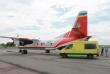 Рятувальники літаком транспортували важкохвору дитину з Ужгорода до клініки «Охматдит»