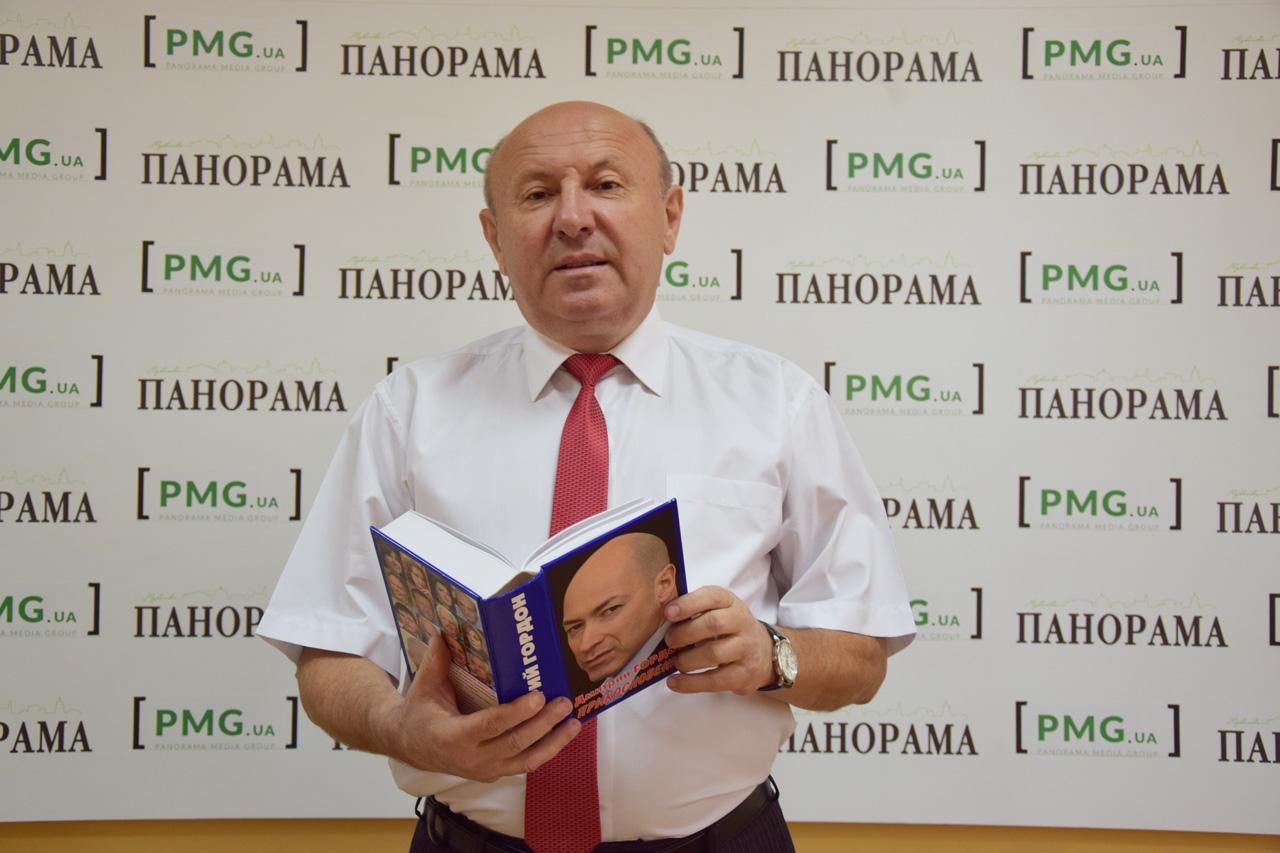 Василь Гарагонич відзначає черговий день народження