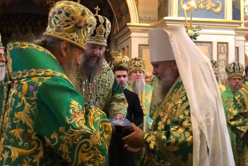 Високопреосвященніший Феодор став Митрополитом Мукачівським та Ужгородським