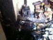 На Виноградівщині сталася пожежа в будинку пенсіонерки