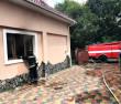Стали відомими деталі пожежі у житловому будинку у Сваляві
