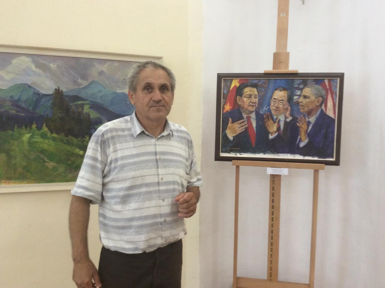 Сходження на мистецький Олімп: історія Василя Брензовича