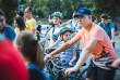 Понад триста ужгородців взяли участь у велозаїзді вулицями обласного центру