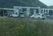 На виїзді з Мукачева мікроавтобус потрапив у ДТП