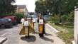 У Мукачево прибули ікони з мощами 10-ти святих цілителів