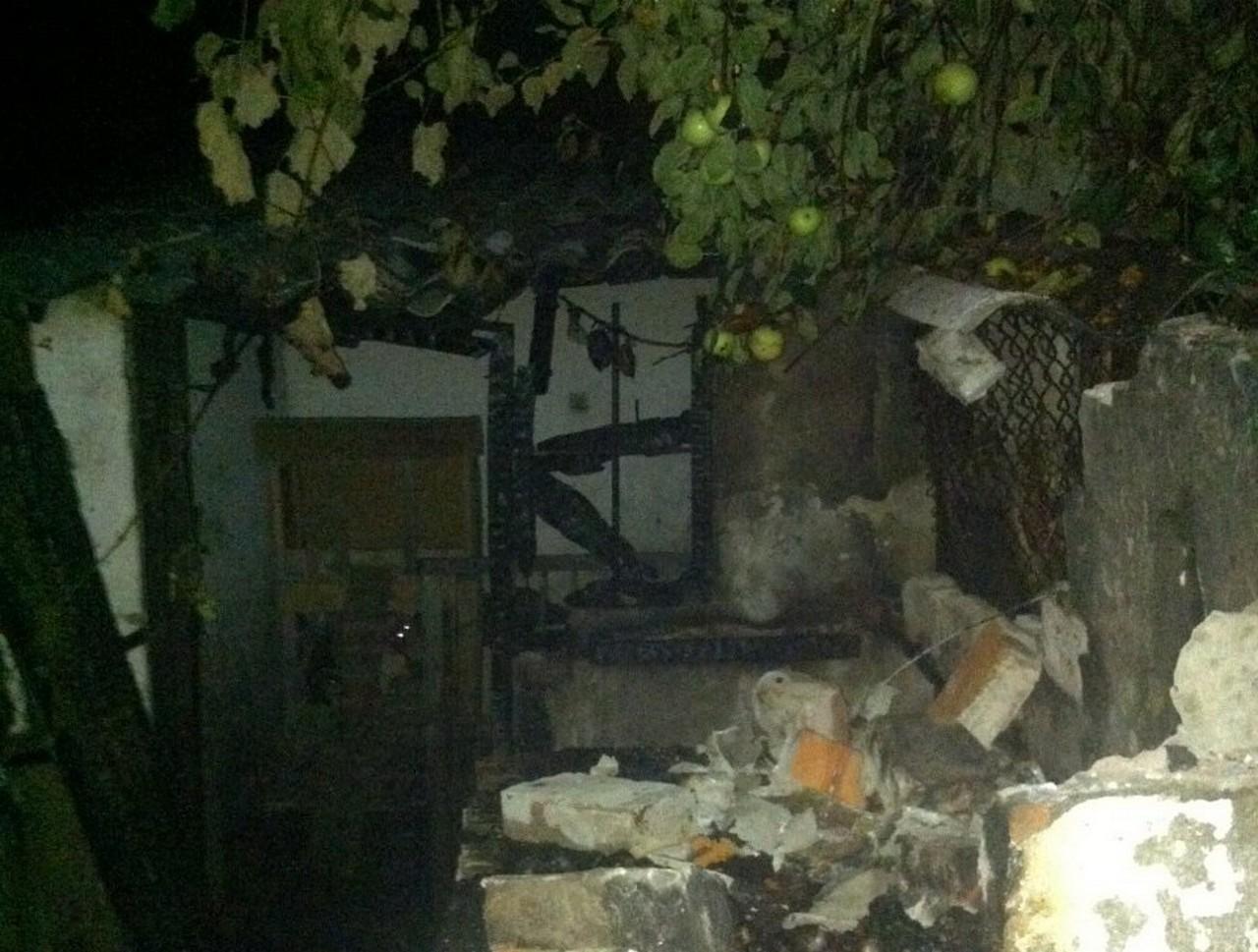 Вночі у Берегові спалахнула пожежа