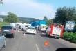 На Мукачівщині сталася моторошна аварія: автівка розтрощена