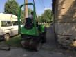 Як у Мукачеві ремонтують тротуари