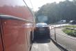 У Мукачеві сталася дивна аварія