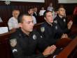 У Мукачеві відзначили трьох кращих патрульних