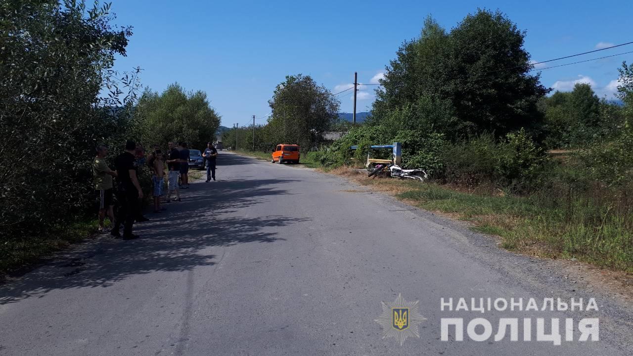 Моторошна аварія: водій опинився в реанімації